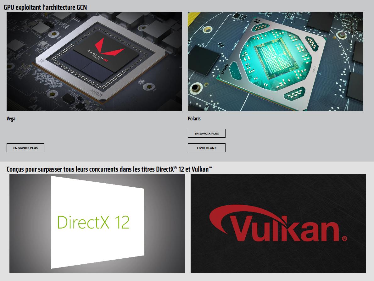 AMD et le GCN